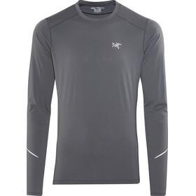 Arc'teryx Motus - T-shirt manches longues Homme - gris